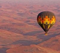 Namibia Exclusive Tours 2017 - 2018 -  Hot Air Balloon