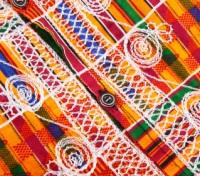 Treasures of West African History & Culture Tours 2018 - 2019 -  Kente Weaving