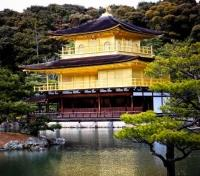 Cherry Blossom Season in Japan Tours 2020 - 2021 -  Kinkakuji Temple