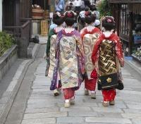 Japan: Temples, Gardens & Art Tours 2019 - 2020 -  Geisha's
