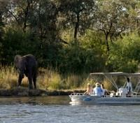 Victoria Falls Luxury Tours 2019 - 2020 -  Sunset Cruise & Game Viewing