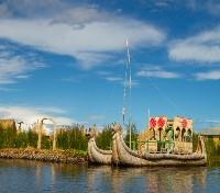 Peru & Bolivia Highlights Tours 2019 - 2020 -  Uros Floating Islands