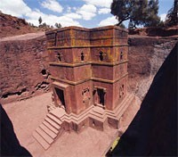 Treasures of Ethiopia Tours 2019 - 2020 -  Bet-Giorgis