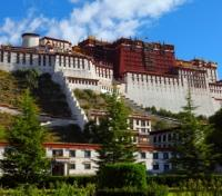 China & Tibet Highlights Tours 2019 - 2020 -  Potala Palace