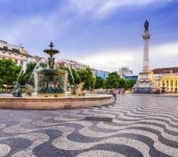 Portugal Signature Tours 2020 - 2021 -  Rossio Square