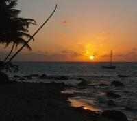 Picture Perfect Honeymoon Tours 2017 - 2018 -  Sunset on Little Corn Island