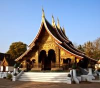 Laos Signature Tours 2017 - 2018 -  Wat Xieng Thong