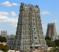 India Grand Journey Tours 2019 - 2020 -  Meenakshi Sundareswarar Temple