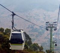 Essential Colombia Tours 2017 - 2018 -  Medellin Cable Car