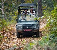 Nepal & Bhutan Explorer Tours 2020 - 2021 -  Safari Drive in Chitwan
