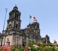 Mayan Trails of Mexico & Guatemala Tours 2017 - 2018 -  Metropolitan Cathedral of the Assumption