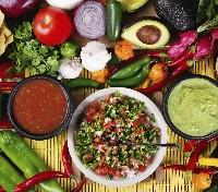 Taste of Mexico: Food, Wine & Tequila Tours 2018 - 2019 -  Market Fresh Ingredients