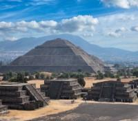 Highlights of Mexico: Art & Archaeology Tours 2019 - 2020 -  Teotihuacan Pyramids