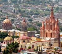 Taste of Mexico: Food, Wine & Tequila Tours 2018 - 2019 -  San Miguel de Allende