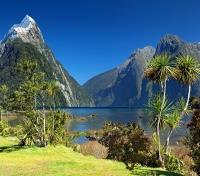 New Zealand: Tip to Tip  Tours 2020 - 2021 -  Milford Sound
