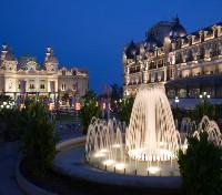 France Grand Tour Tours 2017 - 2018 -  Casino Square Monte Carlo