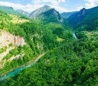Montenegro Highlights Tours 2019 - 2020 -  Tara River Canyon