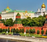 Moscow, Golden Ring and St. Petersburg Discovery  Tours 2020 - 2021 -  Kremlin