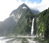 Highlights of New Zealand  Tours 2020 - 2021 -  En Route to Tasman Sea