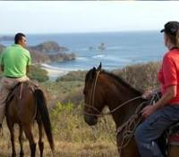 Nicaragua Family Adventure Tours 2018 - 2019 -  Horseback Riding at Morgan's Rock