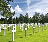 Paris and the Historic WWII Sites of Normandy Tours 2019 - 2020 -  American War Cemetery