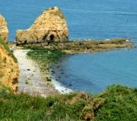 Paris and the Historic WWII Sites of Normandy Tours 2017 - 2018 -  Pointe du Hoc
