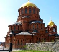 Trans-Siberian Moscow to Beijing (Classic) Tours 2019 - 2020 -  Cathedral of Alexander Nevsky