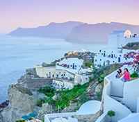 Greece Island Hopping Signature  Tours 2019 - 2020 -  Oia