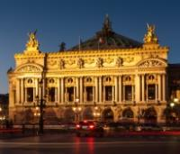 London & Paris Discovery Tours 2017 - 2018 -  Paris Opera House