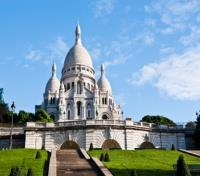 France Family Fun Tours 2019 - 2020 -  Basilica of Sacre Coeur in Montmartre