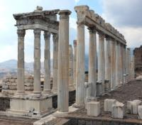 Turkey Signature Tours 2017 - 2018 -  Temple of Trajan