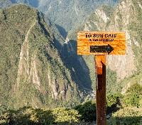 Machu Picchu & Easter Island Discovery Tours 2019 - 2020 -  En Route to the Sun Gate