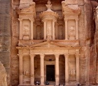 Egypt & Jordan Exclusive Tours 2017 - 2018 -   Al Khazneh or The Treasury