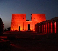 Egypt Grand Exclusive  Tours 2017 - 2018 -  Sound and Light show at Philae