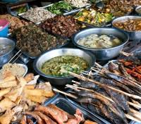 Cambodian Wildlife & Khmer Kingdom Tours 2019 - 2020 -  Traditional Cambodian Snacks