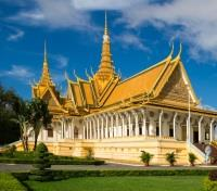 Heart of Cambodia Tours 2017 - 2018 -  Royal Palace