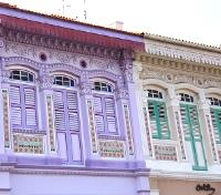 Singapore & Borneo Signature Tours 2019 - 2020 -  Peranakan Buildings