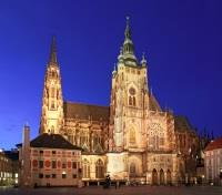 Budapest, Vienna, & Prague Exclusive Tours 2018 - 2019 -  St. Vitus Cathedral