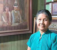 Mysteries of Myanmar Tours 2019 - 2020 -  Princess Daw Dewi Thant Sin