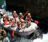 Croatia Active Adventure Tours 2019 - 2020 -  Rafting the Cetina River