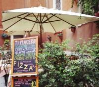 Italy Family Highlights Tours 2019 - 2020 -  Cafe in Rome