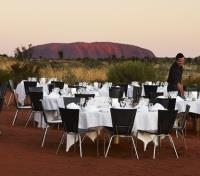 Australia Grand Journey Tours 2019 - 2020 -  Sounds of Silence Dinner