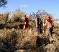 Kenya's Northern Frontier Tours 2019 - 2020 -  Nature Walk in Sabuk