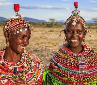 Kenya Active Adventure Tours 2019 - 2020 -  Samburu Women