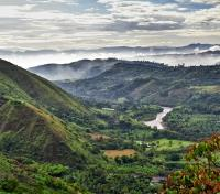 Colombia - Archaeology & Colonial History Tours 2020 - 2021 -  Landscape near San Agustin