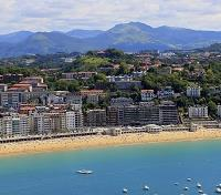 Spain Exclusive Honeymoon Tours 2019 - 2020 -  Beaches of San Sebastian