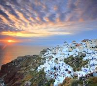 Turkey and Greek Islands Honeymoon Tours 2017 - 2018 -  Santorini