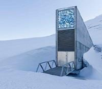 Awoken Wilderness of the Norwegian Summer Tours 2020 - 2021 -  Global Seed Vault in Winter