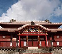 Japan Grand Journey with Okinawa Tours 2019 - 2020 -  Shuri Castle