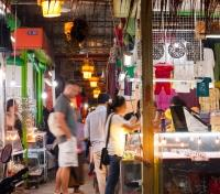 Southeast Asia Grand Journey Tours 2019 - 2020 -  Psah Chas Market